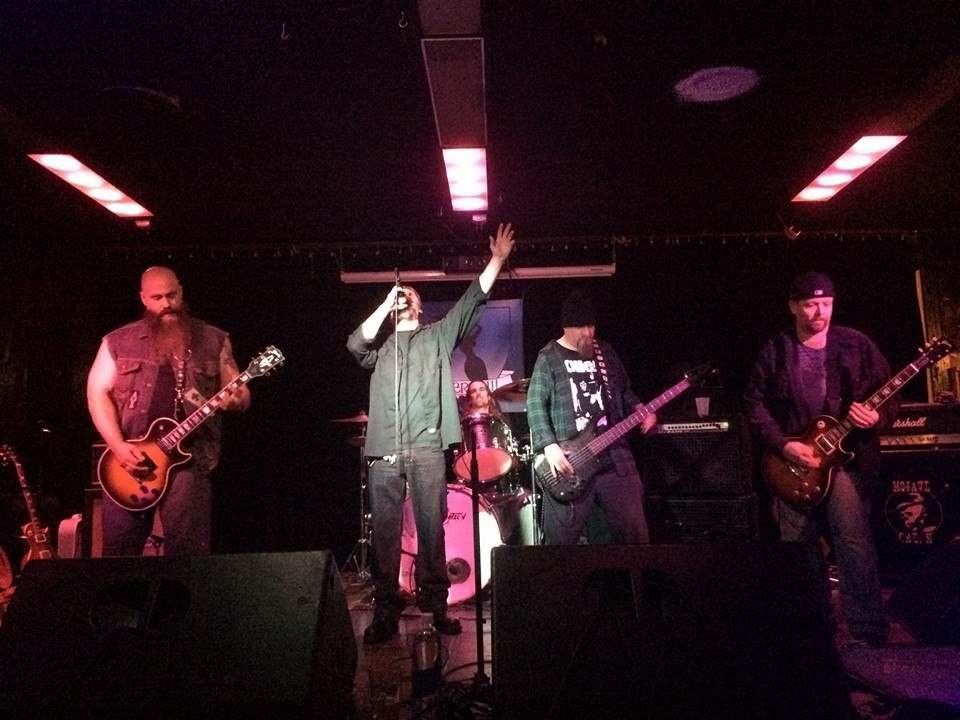 Mojave Green Band Live