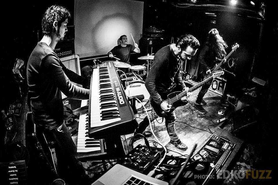 We Are Impala Live In Rocksound (Barcelona)