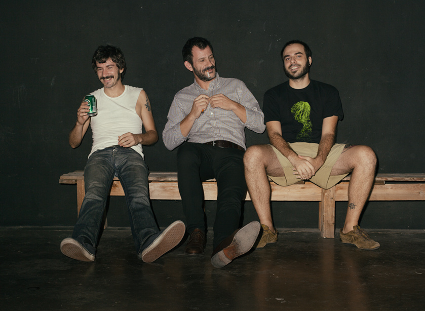 Cabalgata Cosmica Band