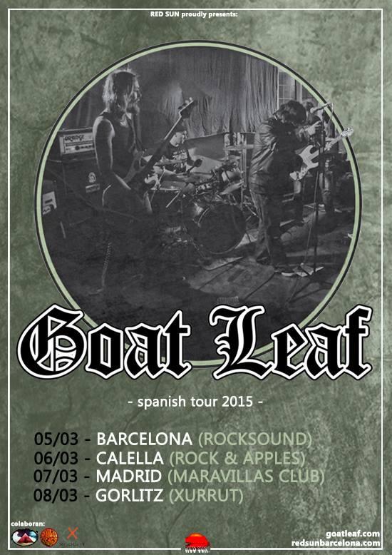 Goat Leaf Cartel España 2015