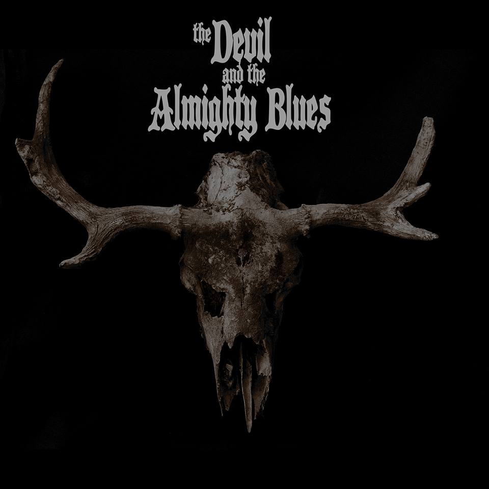 The Devil And The Almighty Blues Front