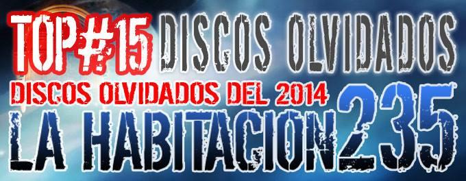 La Habitacion 235 - Discos Olvidados 2014