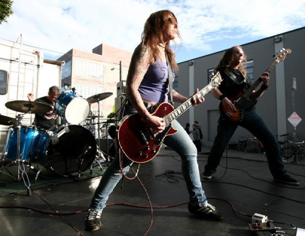 Acid King Live band