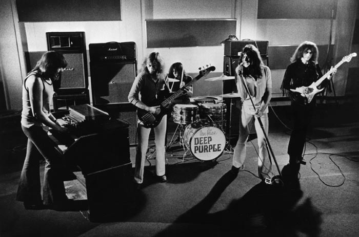 Deep Purple Live Band
