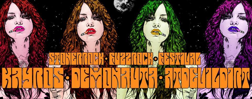 Cartel Stonerrock & Fuzzrock festival