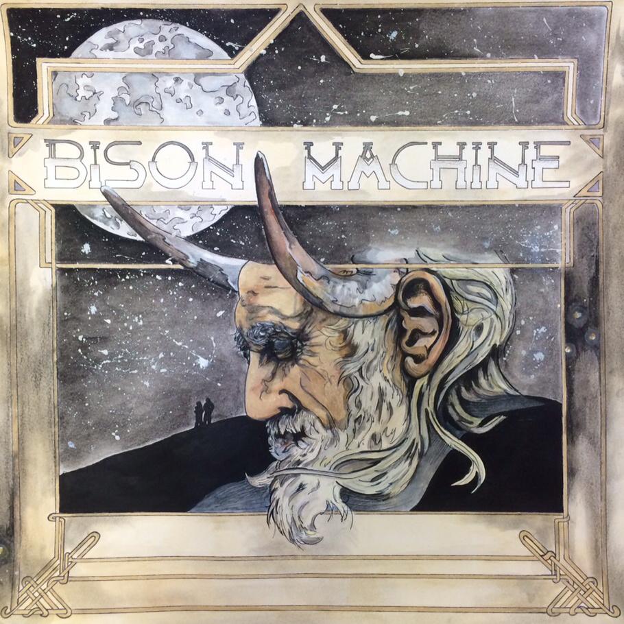 Bison Machine - Hoarfrost