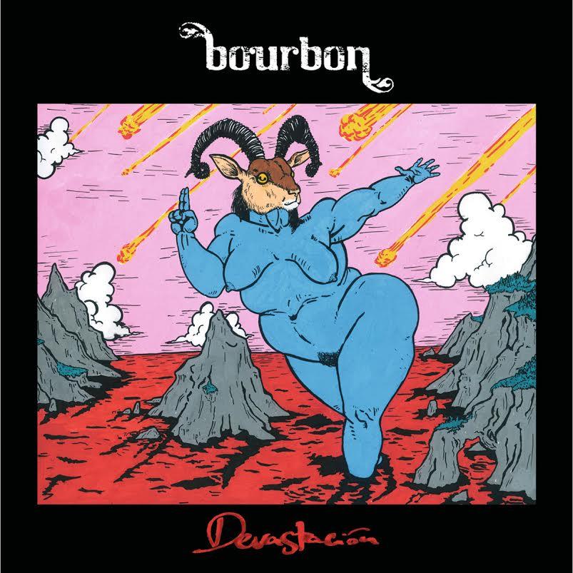 Bourbon - Devastación