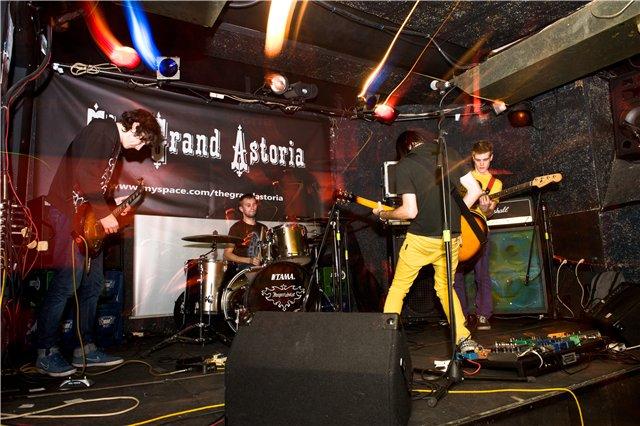 The Grand Astoria Live Band