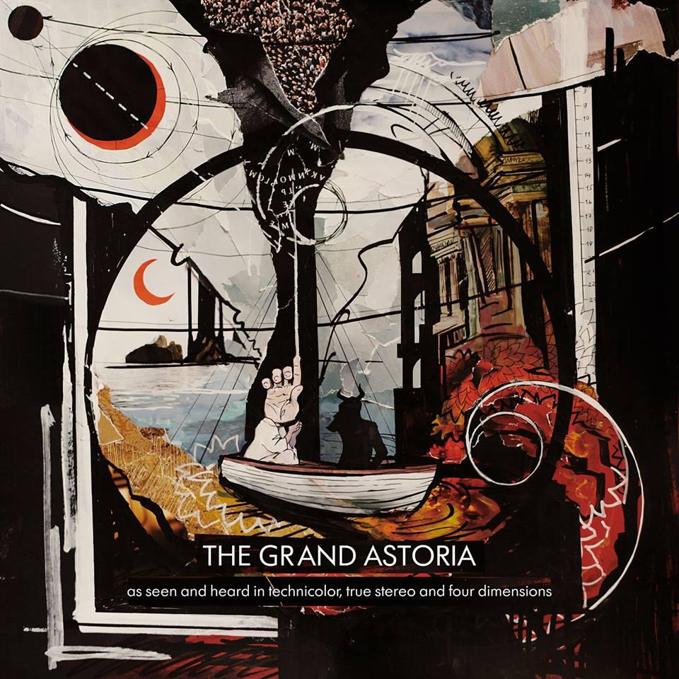The Grand Astoria - Masterplan