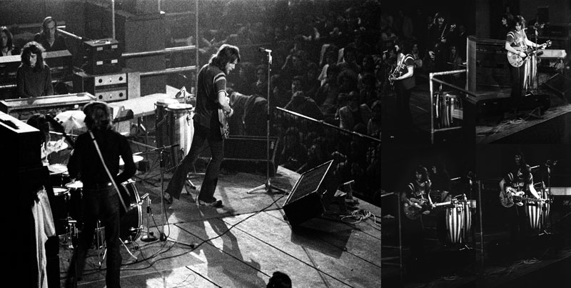Ten Years After Live Milan 1971