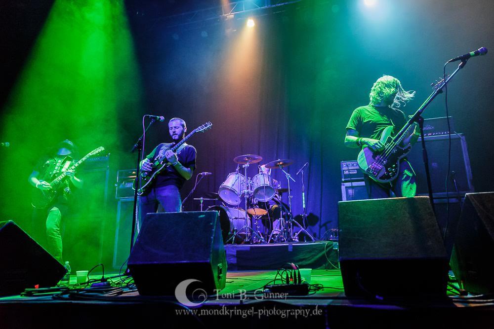 Khemmis Band Live