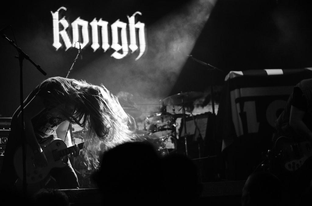 Kongh Band Live