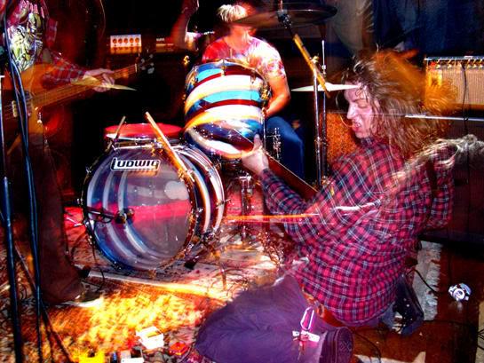Mammatus Band Liv