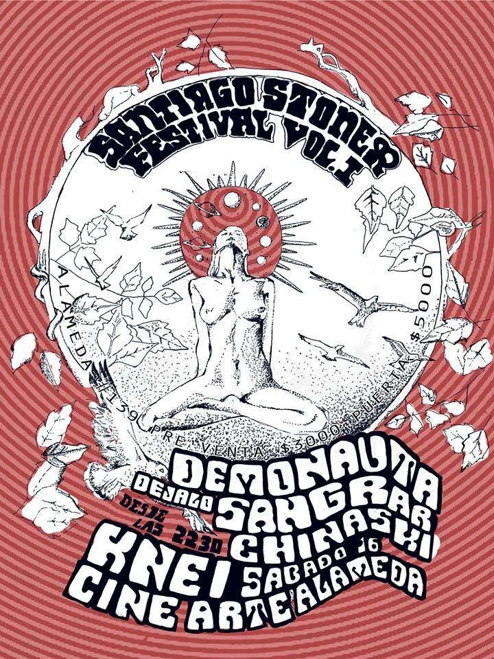 Cartel Santiago Stoner Festival