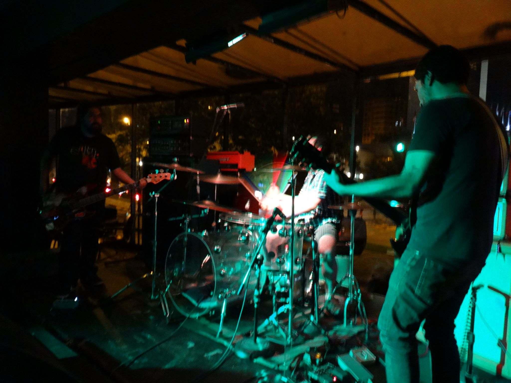 Dejalo Sangrar Band Live