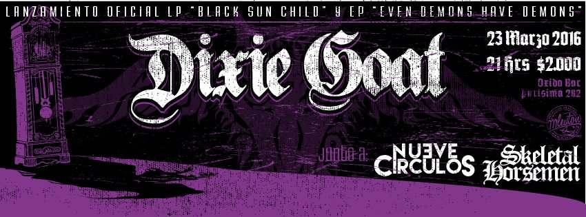 Dixie Goat Cartel Doble Lanzamiento LP + EP