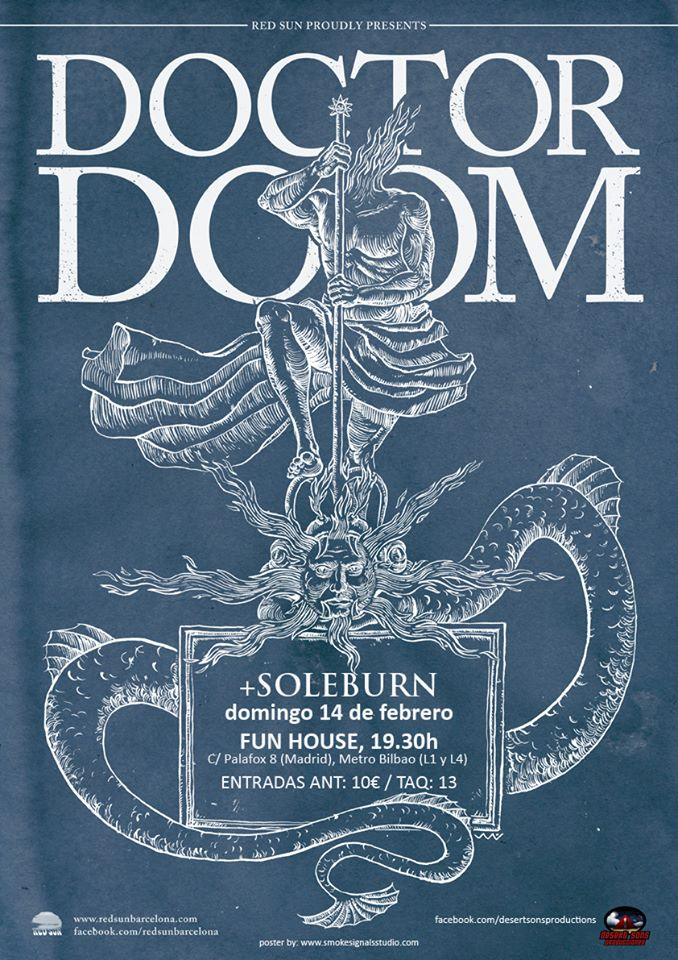 Cartel Doctor Doom + Soleburn