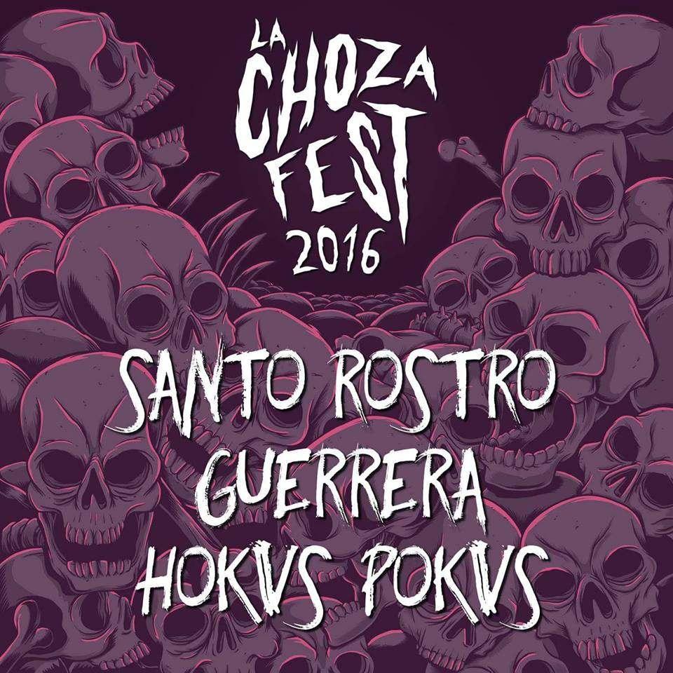 Confirmaciones La Choza Fest 2016