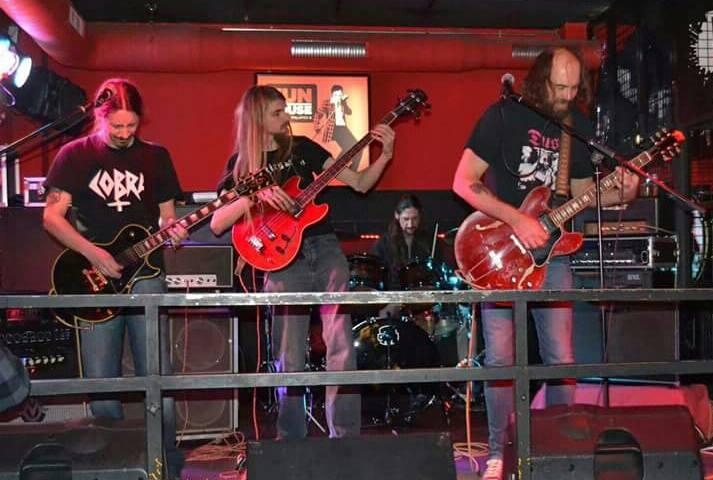 Doctor Doom Live Band
