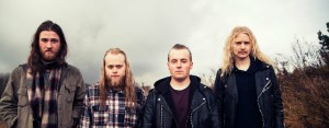 """New Keepers Of The Water Towers Regresan En Abril Con """"Infernal Machine"""""""