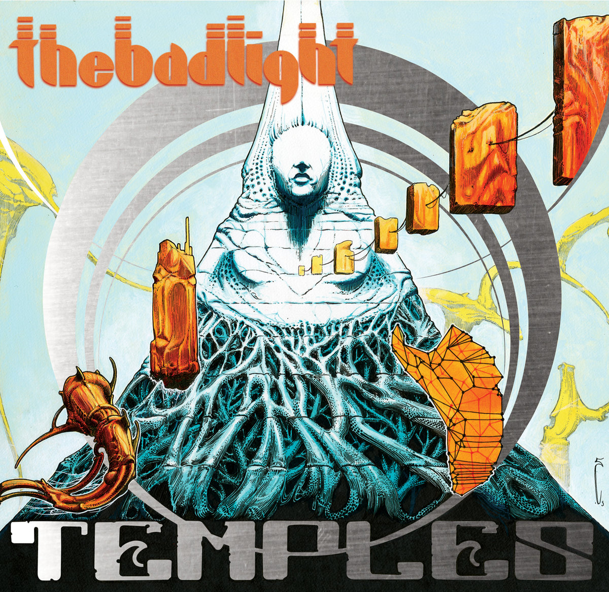 The Bad Light - Temples